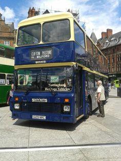 At the square. Nottingham City, Bus Coach, Busses, Coaches, Taxi, Nct, Transportation, Travel, Vintage