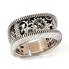 Gear Review Custom Man Ring Mulool I Really Want This Rings Uncommon Pinterest