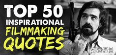 Need some filmmaking inspiration? Well we are here to help. Check out IFH's Top 50 inspirational filmmaking quotes and learn the...