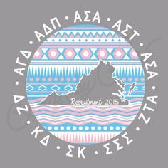 Sorority Recruitment Panhellenic Tribal State South By Sea