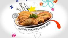 Plantain and Refried Bean Quesadillas : Pati's Mexican Table
