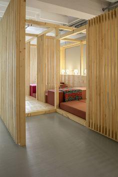A Tour of Razorfish's Minimalist Berlin Office - Officelovin'