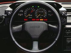 1985 Toyota MR2 (US Spec)