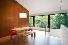 PANORAMA HOUSE by Blouin Tardif Architecture-Environnement