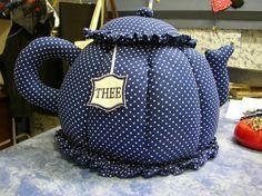 Theemuts zodat de thee lekker warm blijft