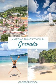 Looking for relaxation, brilliant white sand beaches, stunning blue water and a bit of culture—all off the beaten track? Then #Grenada is your place. Here are some of the best things to do in Grenada, including excursions on the #Caribbean island and where to buy those famous spices.  #Travel | #Luxury | #WestIndies | #Cruise | #Beach Places Around The World, Around The Worlds, Stuff To Do, Things To Do, Caribbean Vacations, White Sand Beach, West Indies, St Kitts, Grenada