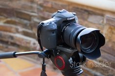Canon EOS 70D with Canon 18-135mm STM lens