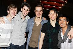 Photo of Ryan Breslin is thrilled to make his debut alongside Broadway vets Garett Hawe, Ryan Steele, Kyle Coffman and Aaron J. Albano in Newsies. Ryan Steele, A Chorus Line, Next To Normal, Seize The Days, Les Miserables, Kinds Of Music, The Little Mermaid, My Boys