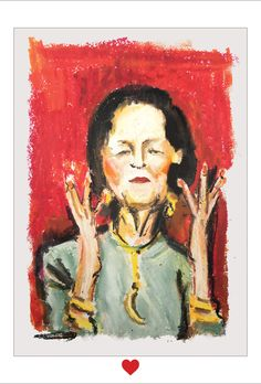 #DianaVreeland #character #design #illustration #expressions #drawing #archive #fashion #reference #anatomy #editor #sketch #oilpastel #bala #vogue #attitude