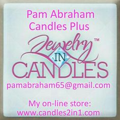 My store is open 24/7....www.candles2in1.com