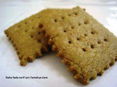 Evde yapabileceğiniz nefis bir bisküvi tarifi. Tarçınlı bisküvi.