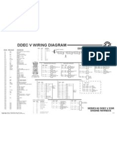 Detroit Diesel Series 60 Ecm Wiring Diagram 5a20df51db79d