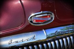 1951 Buick Eight - By Gordon Dean II
