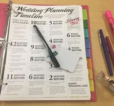 3165 best wedding planning checklist images on pinterest in 2018