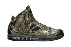 """5c565cff2e68 For him  Nike Air Max Hyperposite """"Tiger Camo"""" available at the Nike Store"""
