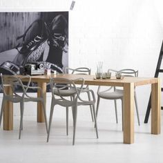 Mr. Big Dining Table | ADWOOD | Tables | AmbienteDirect.com