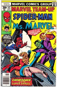 Ms Marvel, Marvel Comics, Marvel Comic Books, Comic Books Art, Captain Marvel, Comic Art, Book Art, Marvel Heroes, Marvel Characters