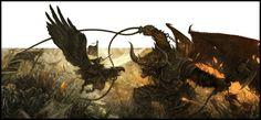 Warhammer: Invasion by daarken on deviantART