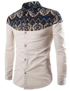 Cheap hommes shoes, Buy Quality shirts hawaii directly from China shirt set Suppliers: 2017 brand clothing Men Shirt Slim fit Plus size Male social masculina Casual Shirt chemise homme marque camisa hombre White Dress Pants, Mens Dress Pants, African Shirts, African Wear, African Style, African Men Fashion, Ethnic Fashion, Mens Fashion, Fashion Site