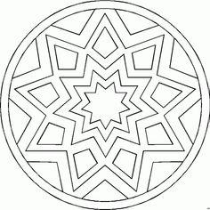• Mandala minták