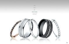 Benchmark Weddings Rings at Elegant Diamonds