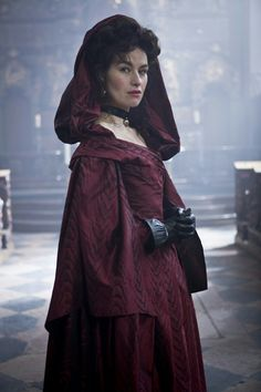 Maimie McCoy as Milady de Winter in 'The Musketeers'