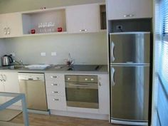 one wall kitchen layout - Google Search
