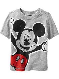 Disney© Mickey Mouse Tees for Baby | Old Navy
