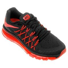 d68166c3803 Compre Nike Air Max 215 Online · NetshoesTênis NikeTênis De CorridaVermelho  ...