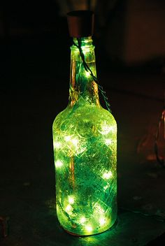 Green Fairies by Mikey Brick, via Flickr