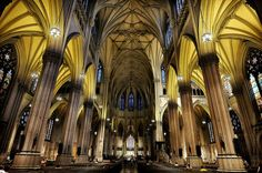 The grandness of St pats