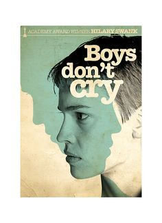 Boys Don't Cry. This movie made me cry uncontrollably the entire time.