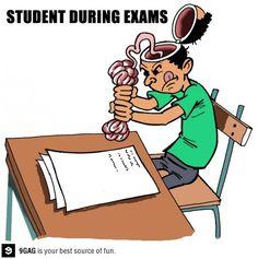 29 best eksamen exams images on pinterest ha ha funny stuff its exam time part 1 thecheapjerseys Images