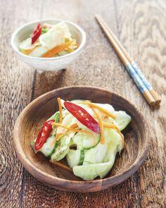 How to Make Taiwanese Style Kimchi