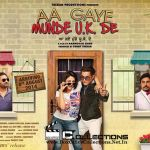 Aa Gaye Munde UK De has been released today in theaters and here we are sharing with you the expected 1st Day box office collections ofAa Gaye Munde UK De. The movie is the sequel of the 2009 released blockbuster Munde UK De and it's the same Romantic...