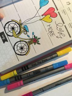 #bike#drawing#diary