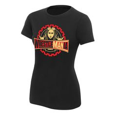 WWE Wear - The Official Wrestling T-Shirts of the WWE Superstars Classic Fit cotton Screen printed in the USA. Wwe Shirts, Becky Lynch, T Shirts For Women, Clothes For Women, Children, Mens Tops, Cotton, How To Wear, Ebay