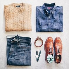 Sharp styling by @thepacman82 #style #outfitgrid #menswear Repost from @manofmanytastes