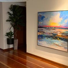 Original Sea Abstract Art Painting,Abstract Painting on Canvas,Large Ocean Canvas Painting,Seascape Abstract Oil Painting,Large Abstract Art Blue Abstract Painting, Abstract Canvas, Oil Painting On Canvas, Alice, Decoration Hall, Large Wall Canvas, Ocean Canvas, Sky Art, Packing