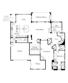 Plan At By Standard Pacific Homeshouse