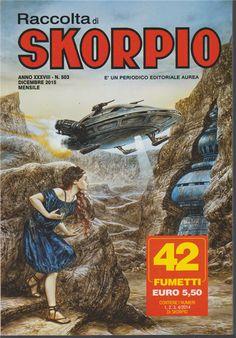 Raccolta Skorpio - mensile di fumetti nr. 503 Dicembre 2015 | Zimingo Store