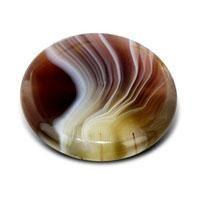 Agaat is een edelsteen die al eeuwenlang bekend en geliefd is. Kenmerkend voor agaat is zijn bandering.