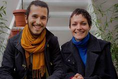 TEDxGundeldingen, Tilla Künzli & Bastiaan Frich