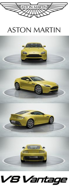 Aston Martin V8 Vantage. Design your dream Aston Martin with our configurator. http://www.astonmartin.com/configure #AstonMartin