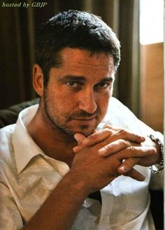 "This is a compilation of all our favorite Gerard Butler pictures from the ""Pictures of Gerard You Love"" thread; that thread will not go away, I just thought it would be great to have them all Hot Scottish Men, Scottish Actors, Paisley, Actor Gerard Butler, Gerard Butler Movies, Eugene Tangled, I Movie, Movie Stars, London Has Fallen"