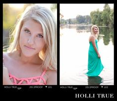 Bend Oregon High School Senior Portrait Photographer Holli True photographing Class of 2013 Student Kayley in Downtown Bend and Drake Park
