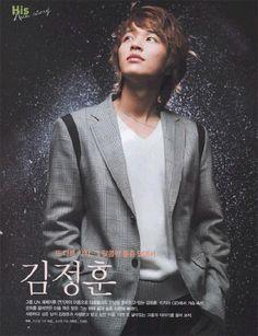 Korean Actor Kim Jeong Hoon