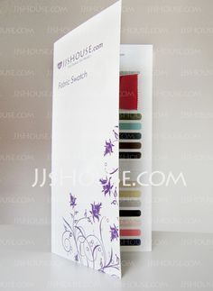 Swatch - $5.99 - [Free Shipping] Fabric Swatch - Single Fabric in 28 Colors (033036672) http://jjshouse.com/Free-Shipping-Fabric-Swatch-Single-Fabric-In-28-Colors-033036672-g36672