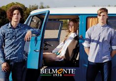 Pregiati filati di cotone e lino per esaltare la leggerezza dell'estate. Linen and cotton to emphasize the lightness of summer. #belmonte1938