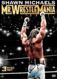WWE: Shawn Michaels - Mr. Wrestlemania [3 Discs] [DVD] [English] [2013], 1386568